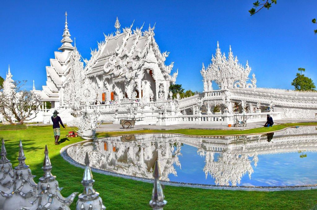 آشنایی با معابد تایلند