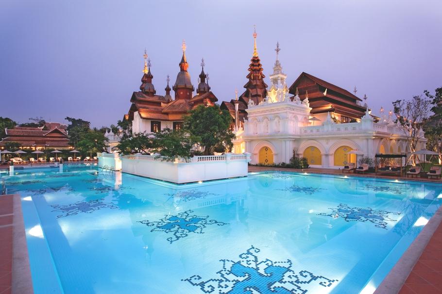 آشنایی با هتل Dhara Dhevi چیانگ مای