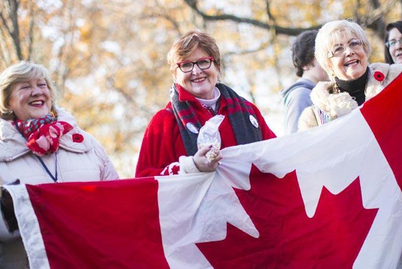 آشنایی با فرهنگ مردم کانادا