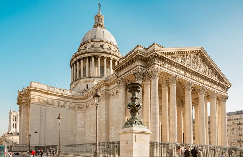 آشنایی با پانتئون (Panthéon) پاریس