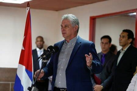 برنامه رییس جمهور کوبا برای توسعه استفاده از فضای مجازی
