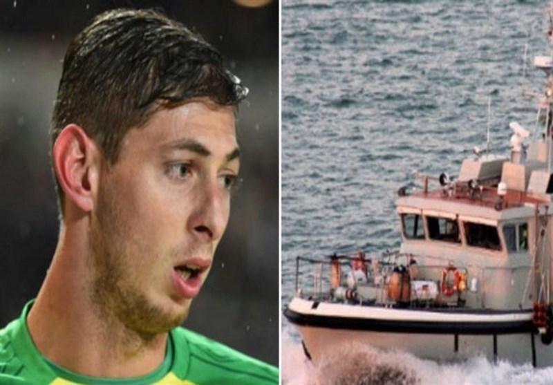 لاشه هواپیمای حامل بازیکن کاردیف در قعر کانال مانش پیدا شد