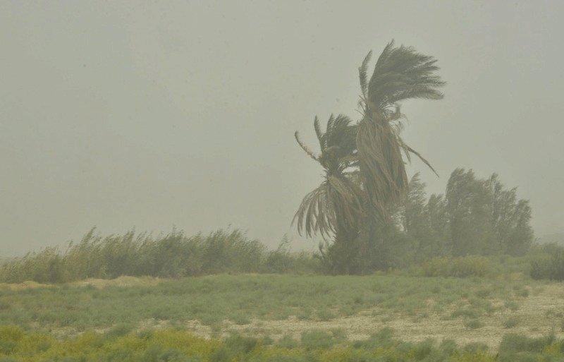 پیش بینی وضع هوا؛ وزش باد شدید در شرق و جنوب شرق کشور