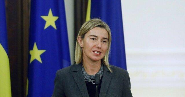 تاکید موگرینی بر همکاری اتحادیه اروپا و چین برای پایبندی به برجام