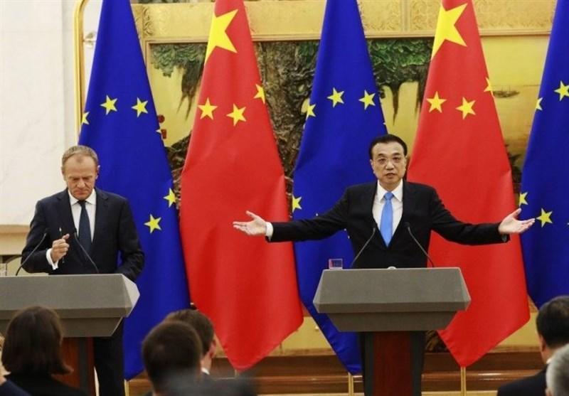 خشم اتحادیه اروپا از چین