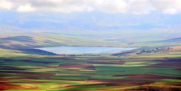 دریاچه گیلارلو شهرستان گرمی ساماندهی می گردد