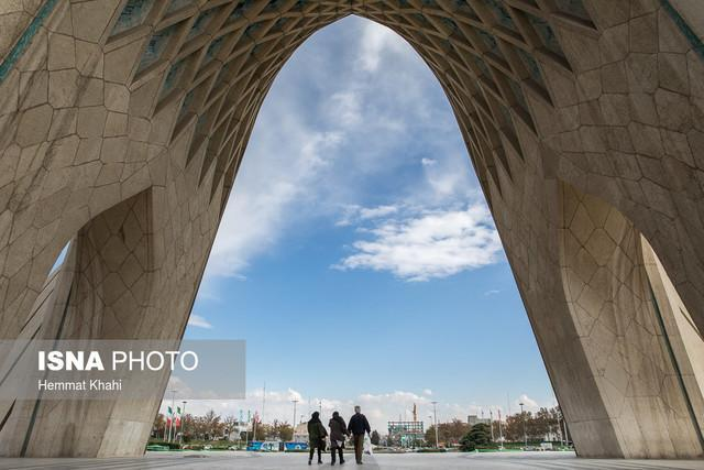 تنفس پاک در تهران طی 24 ساعت گذشته