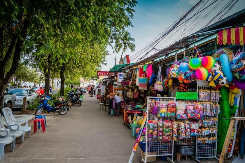 راهنمای خرید در کرابی، تایلند