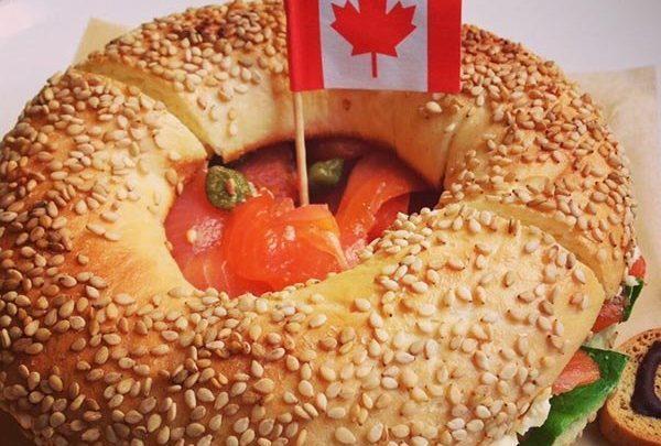 تصاویر:سیروسیاحت با غذاهای خوشمزه کانادایی!