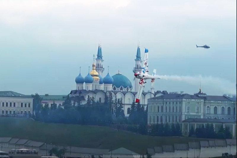 فیلم ، رقابت جهانی هواپیماهای تک موتوره در روسیه