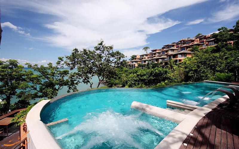 معرفی هتل سری پانوا پوکت ، 5 ستاره