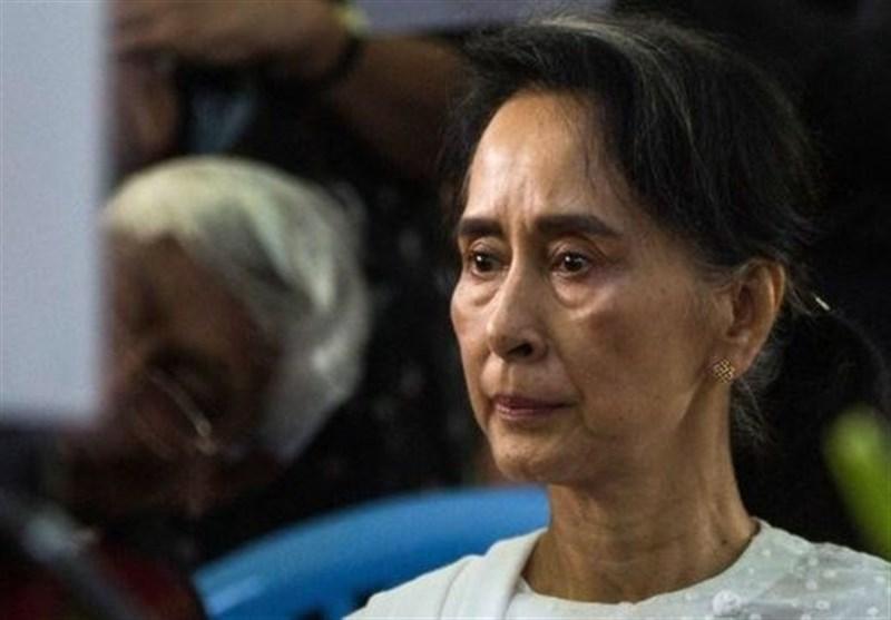 کانادا شهروندی افتخاری رهبر میانمار را لغو کرد