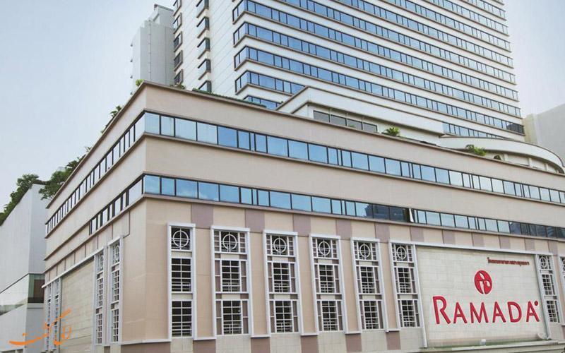 هتل 4 ستاره رامادا دی ام ای بانکوک