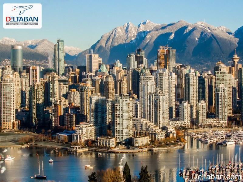 جدیدترین های شهر ونکوور در کانادا