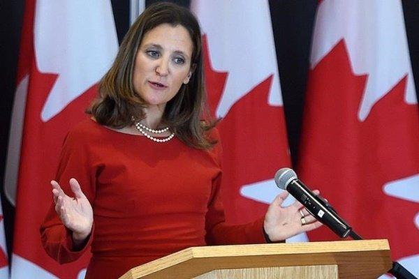 وزیر خارجه کانادا: منتظریم عربستان جزئیات بیشتری ارائه دهد
