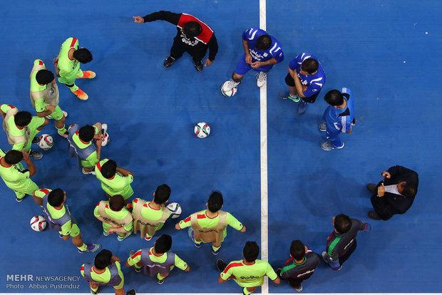 بازی تیم فوتسال المپیک ایران و تایلند در گرو رای AFC!