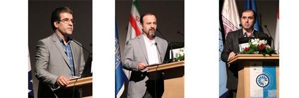 دومین همایش ملی میراث فرهنگی و توسعه پایدار به کار خود خاتمه داد، اهدای نشان تعامل به یک ایتالیایی و دو ایرانی