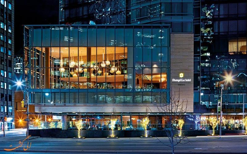 معرفی هتل 5 ستاره شانگری لا در تورنتو