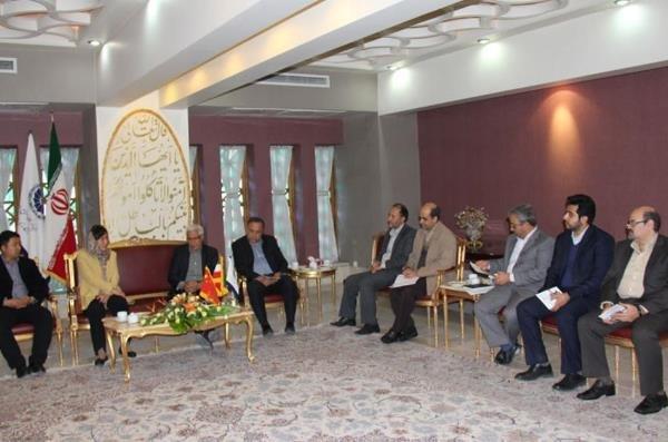برگزاری نمایشگاه های مشترک بین اصفهان و گوانجو چین