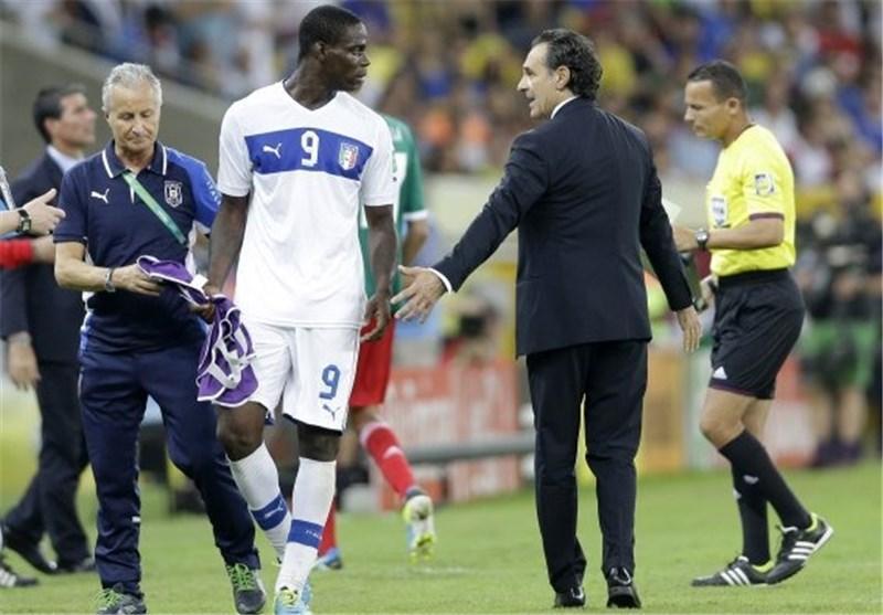پراندلی: عضلات بالوتلی را دیگر همه دیده اند!، پیرلو الگوی فوتبال ایتالیاست