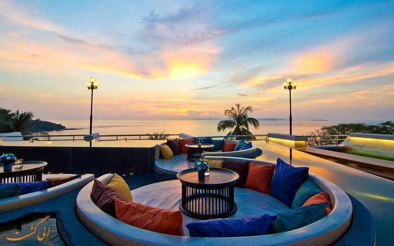 معرفی هتل 5 ستاره رویال بیچ کلیف تراس در پاتایا