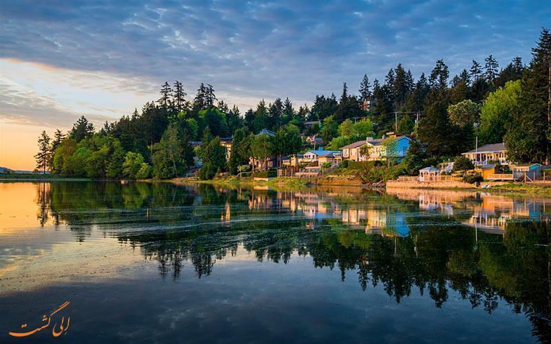 10 مورد از جاذبه های جزیره ونکوور برای شما که عاشق طبیعت اید!