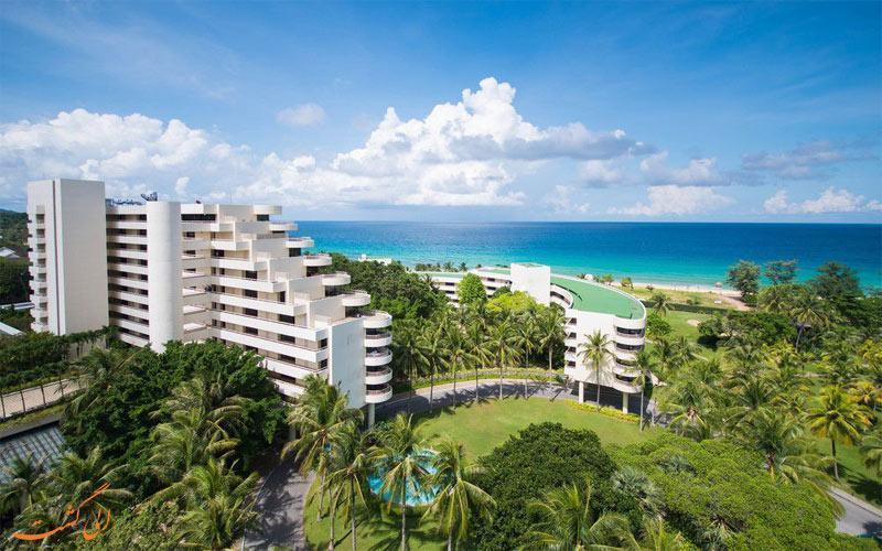 معرفی هتل 5 ستاره هیلتون در پوکت