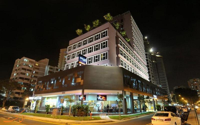 معرفی هتل 3 ستاره ولیو تامسون در سنگاپور