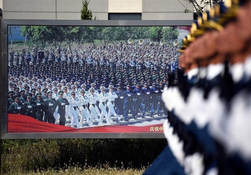 اقدام چین برای پخش گسترده تلویزیونی رژه نظامی روز ملی
