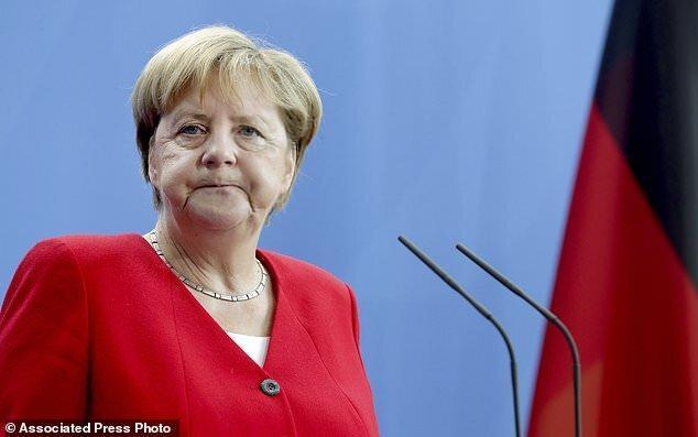 نگرانی صدر اعظم آلمان از تنش تجاری بین چین و آمریکا