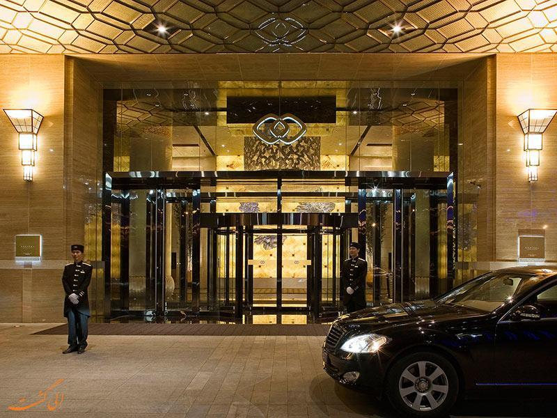 معرفی هتل سوفیتل واندا در پکن