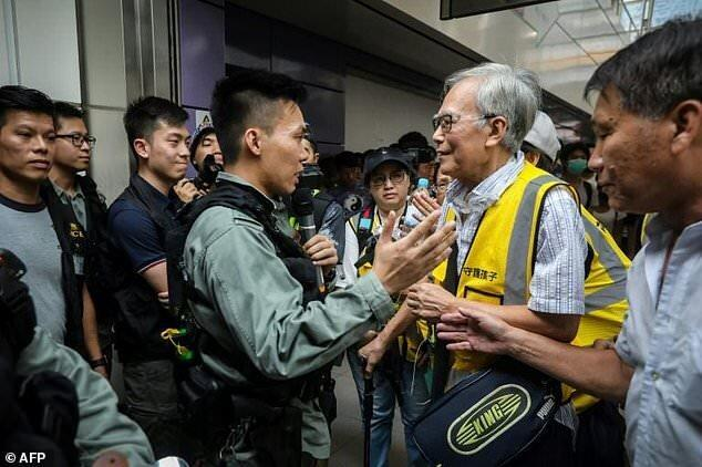 ممانعت از ورود یک استاد دانشگاه به هنگ کنگ