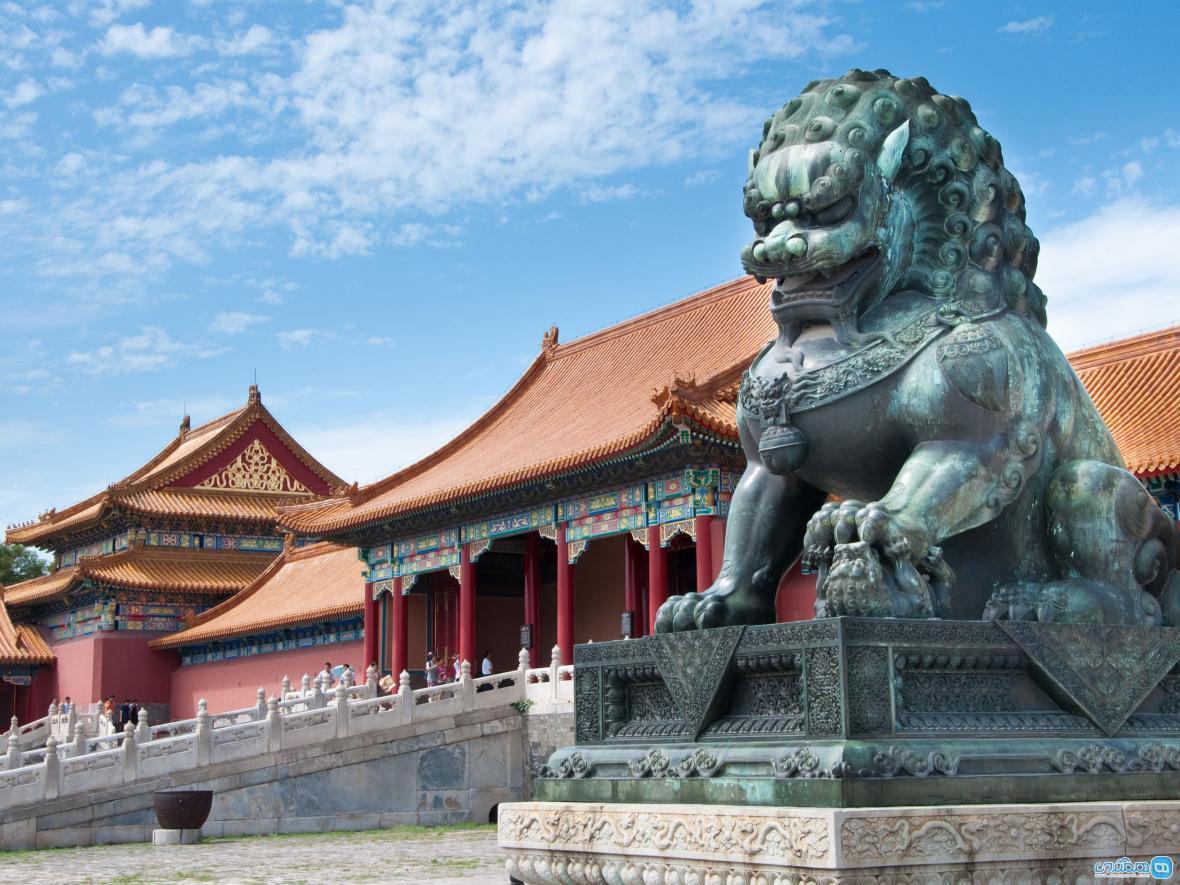سفری به پکن، شهر دیوار و افسانه های چینی