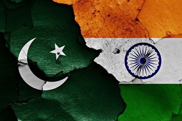 درگیری نیروهای هند و پاکستان