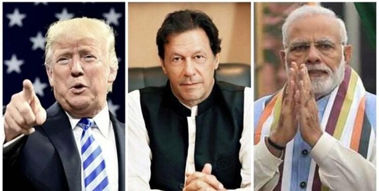 ترامپ: آماده میانجیگری بین پاکستان و هند هستم