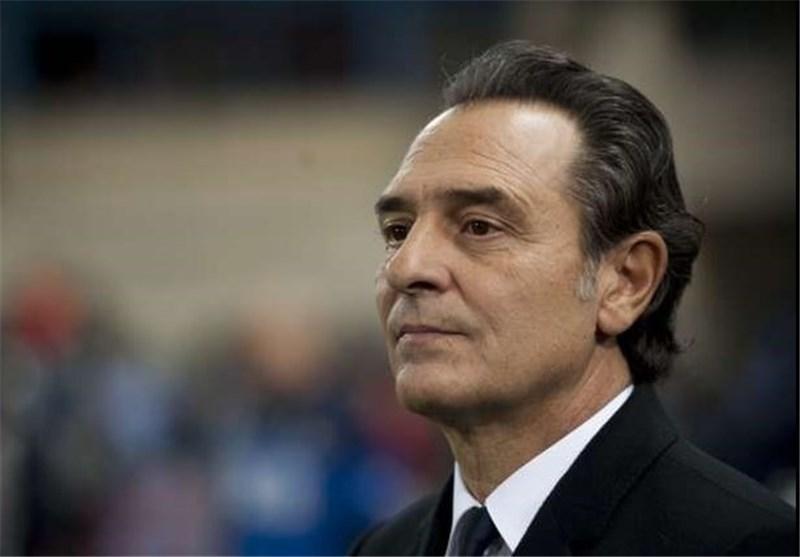 پراندلی: ایتالیا مقابل لوکزامبورگ خیلی خوب عمل نکرد