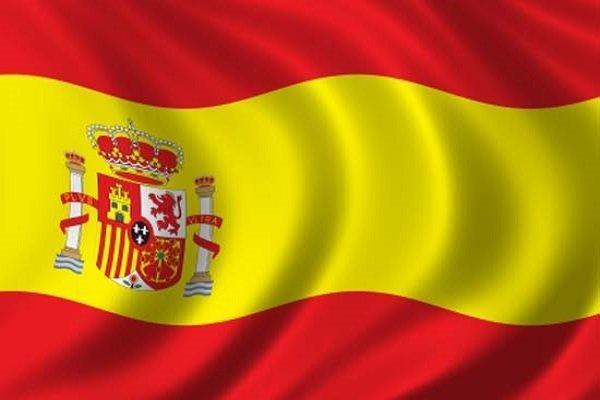 سقوط هواپیمای ارتش اسپانیا