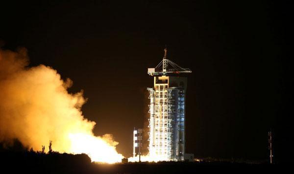 ماهواره کوانتومی چین در راه فضا