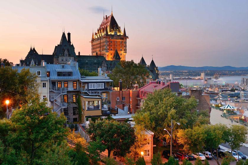 کبک کانادا و فتح بازار گردشگری چین