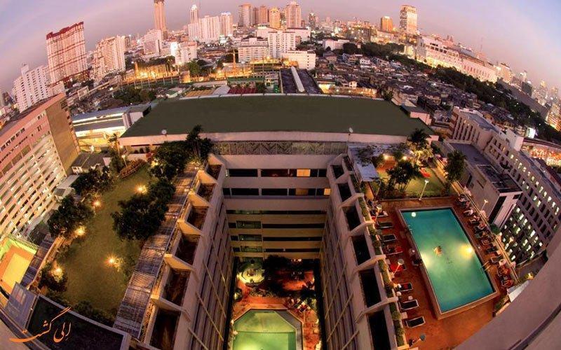 معرفی هتل 4 ستاره آسیا در بانکوک