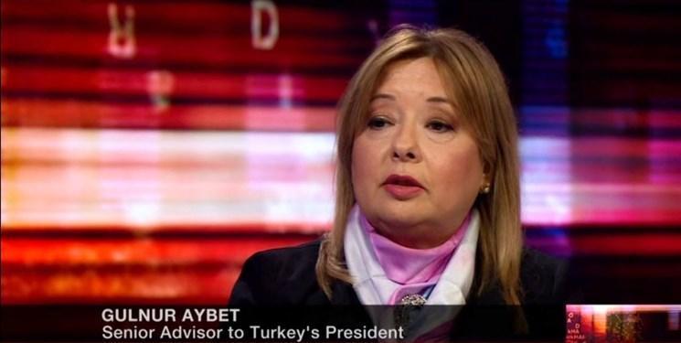 مشاور اردوغان: آمریکا با ترکیه کاملا بر سر عملیات در سوریه تفاهم دارند