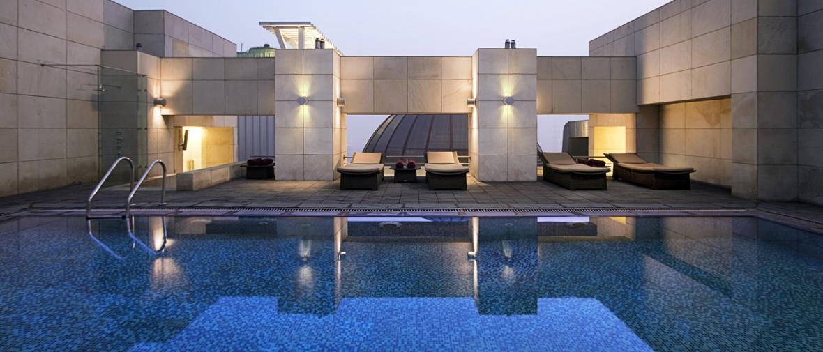 20 هتل 5 ستاره دهلی؛ هند