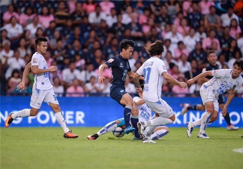 پیروزی پرگل تیم قطبی در هفته بیست و پنجم لیگ برتر تایلند