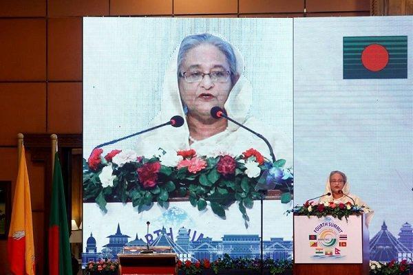 بنگلادش خواهان افزایش فشارهای جهانی بر دولت میانمار شد