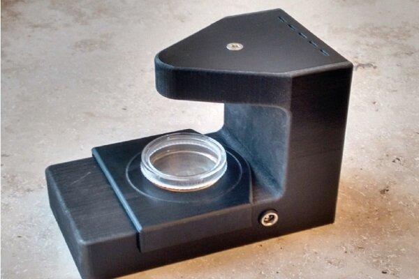 میکروسکوپ هولوگرافیک تشخیص آسم را در بچه ها تسریع می نماید