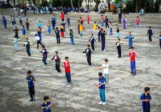 تعطیلی زنگ ورزش مدارس شهر و بخشی از استان تهران