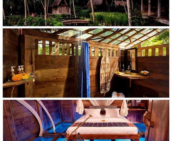 هتل همراه با هیجان در بالی اندونزی