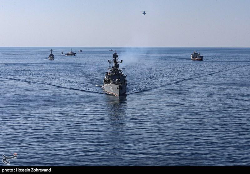 گزارش کامل رزمایش، قدرت نمایی ایران، روسیه و چین در مثلث طلایی، اتحاد شرق دربرابر غرب