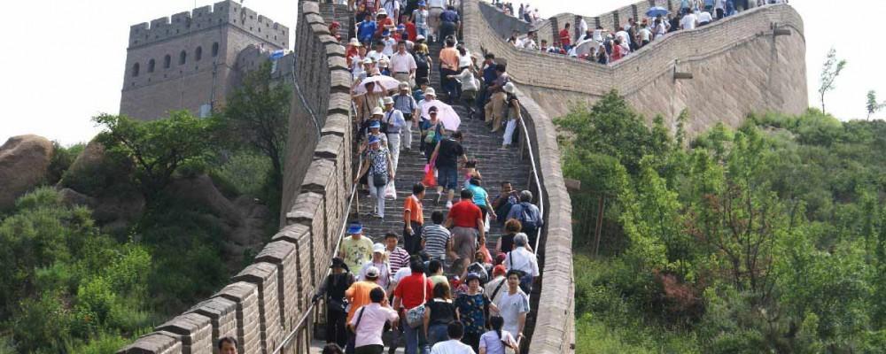 چین و پیشی دریافت از آمریکا در بازار تجارت سفر