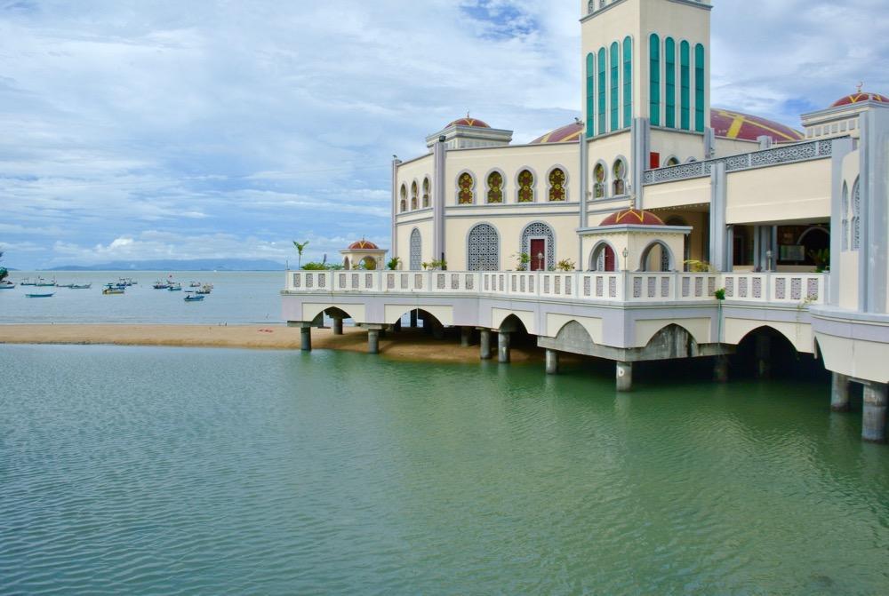 مسجد شناور در پنانگ